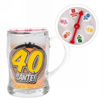 Picture of 40th - BIERE SANTE