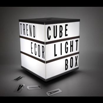 Image de CUBE LIGHT BOX
