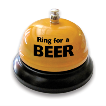 Picture of RING FOR BEER TABLE BELL