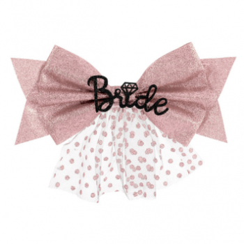 Picture of BRIDE LARGE CLIP ON BOW