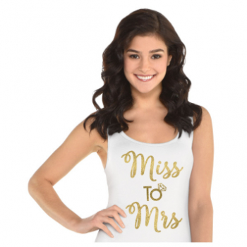Picture of MISS TO MRS TANK TOP - STANDARD