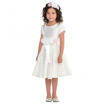 Picture of FLOWER GIRL SASH AND HEADBAND KIT
