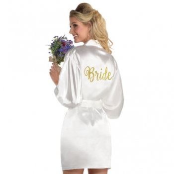 Picture of BRIDE'S ROBE - ADULT STANDARD
