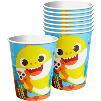 Picture of BABY SHARK - 9oz CUPS