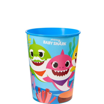 Picture of BABY SHARK - 16oz PLASTIC CUPS