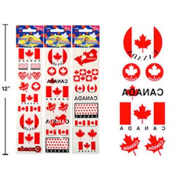 Image de CANADA FLAG TATTOO