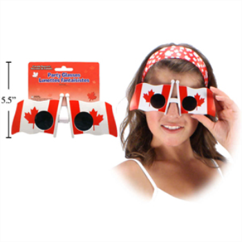 Picture of CANADA FLAG GLASSES