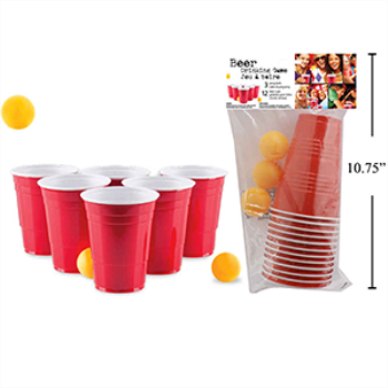 Picture of BEER PONG DRINKING GAME