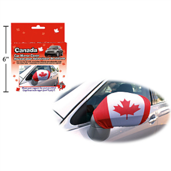 Image de CANADA FLAG CAR MIRROR COVER