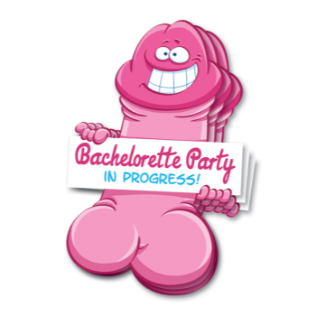 Picture of BACHELORETTE WALL DECORATIONS