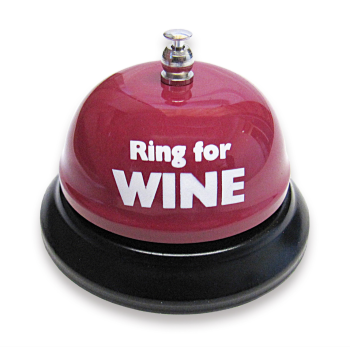 Picture of RING FOR WINE TABLE BELL