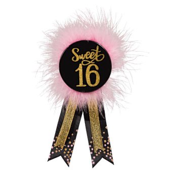 Picture of 16th - SWEET 16TH AWARD RIBBON
