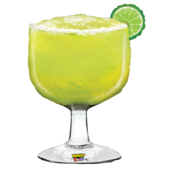 Picture of MIGHTY MARGARITA GLASS SUPERSHAPE