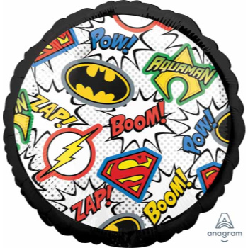 "Picture of 18"" FOIL - JUSTICE LEAGUE"