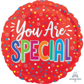 "Picture of 18"" FOIL - YOU ARE SPECIAL"