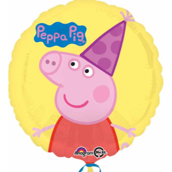 "Picture of 18"" FOIL - PEPPA PIG"