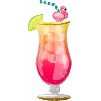 Picture of LETS FLAMINGLE DRINK SUPERSHAPE