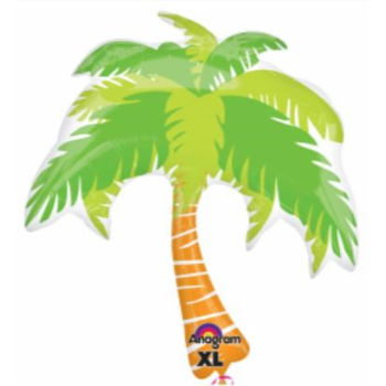Picture of SUMMER PALM TREE SUPERSHAPE