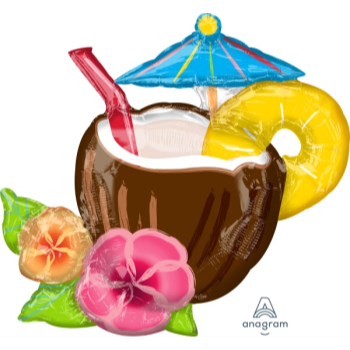 Picture of COCONUT PINA COLADA SUPERSHAPE