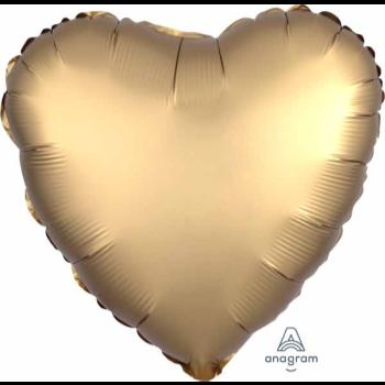 """Image de 18"""" FOIL - LUXE GOLD HEART"""