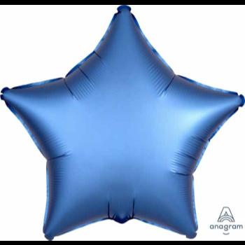 """Image de 18"""" FOIL - LUXE AZURE STAR"""
