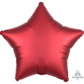 "Image de 18"" FOIL - LUXE RED STAR"