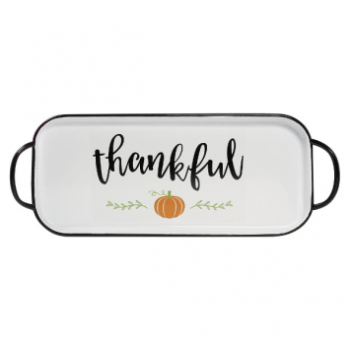 Picture of THANKFUL METAL TRAY