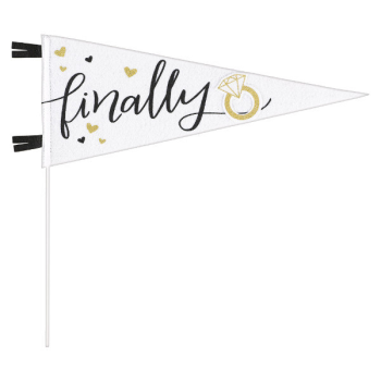 Picture of Large Wedding Pennant
