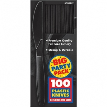 Picture of BLACK KNIVES - BIG PARTY PACK