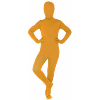 Picture of ORANGE MORPHSUIT KID - LARGE