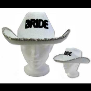 Picture of BRIDE COWBOY HAT