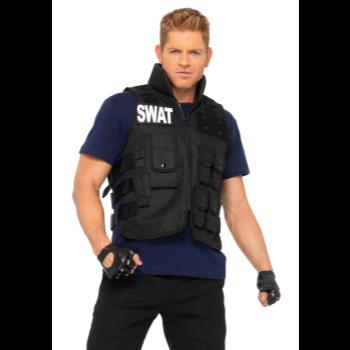 Image de POLICE / SWAT  ADULT VEST - ONE SIZE