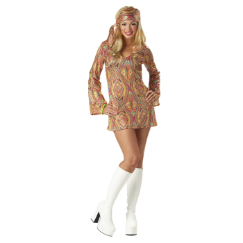 Picture of DISCO DOLLY - SMALL ADULT