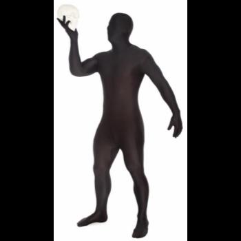 Picture of BLACK MORPHSUIT ADULT - MEDIUM