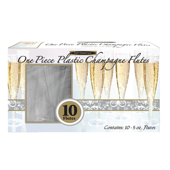 Picture of COCKTAIL - CLEAR - 1PC CHAMPAGNE FLUTES
