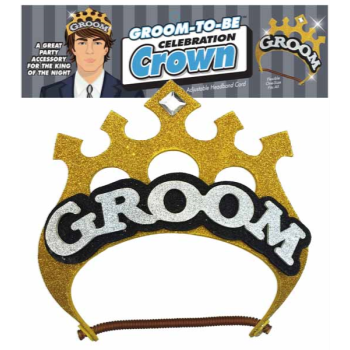 Picture of GROOM CROWN