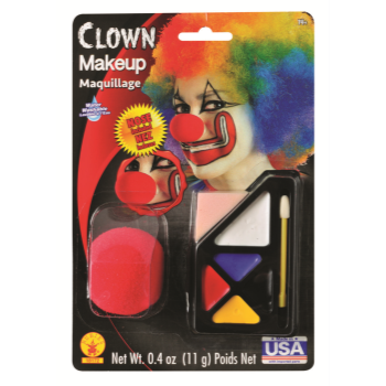 Image de CLOWN MAKEUP KIT