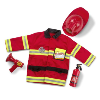 Image de ROLE PLAY COSTUME KIDS SETS - FIRE CHIEF