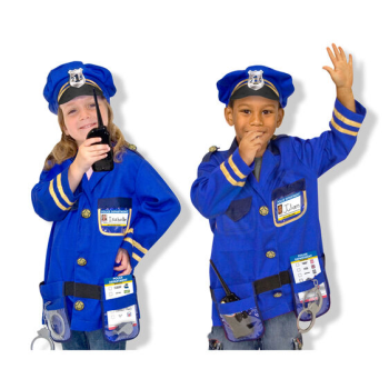 Image de ROLE PLAY COSTUME KIDS SETS - POLICE CHIEF