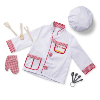 Image de ROLE PLAY COSTUME KIDS SETS - CHEF