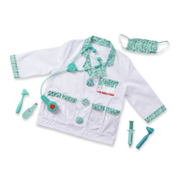 Image de ROLE PLAY COSTUME KIDS SETS - DOCTOR