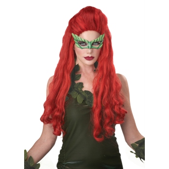 Image de LETHAL BEAUTY - RED LONG WIG