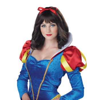 Picture of SNOW WHITE WIG