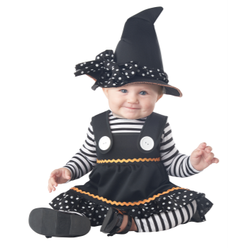 Image de CRAFTY LIL WITCH - TODDLER 12-18 MONTHS