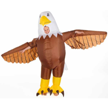 Image de INFLATABLE EAGLE COSTUME