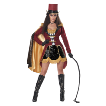 Picture of DAZZLING RINGMASTER - SMALL ADULT