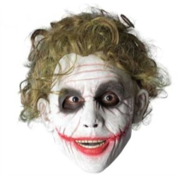 Picture of JOKER WIG - ADULT