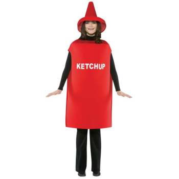 Picture of KETCHUP COSTUME ADULT ONE SIZE
