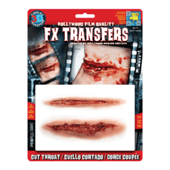 Image de FX CUT TROAT - FX TRANSFERS