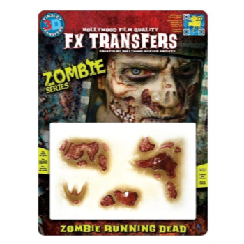 Picture of FX ZOMBIE RUNNING DEAD - FX TRANSFERS